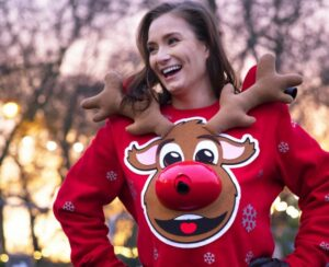 ford Christmas Jumper
